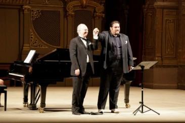 Pesaro, Rossini Opera Festival 2015: recital di Nicola Alaimo