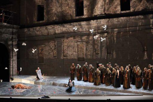"""Martina Franca, Festival della Valle d'Itria 2015: """"Medea in Corinto"""