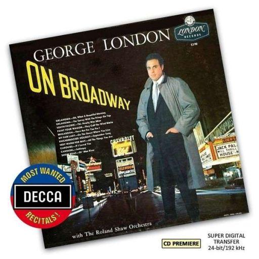 "George London (1920-1985): ""On Broadway"""