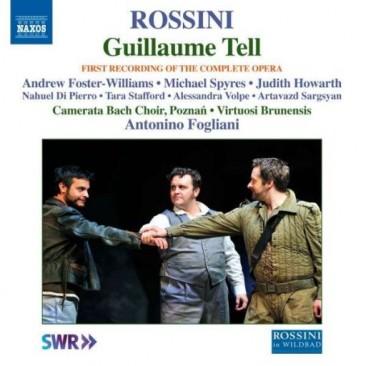 "Gioachino Rossini (1792-1868): ""Guillaume Tell"""