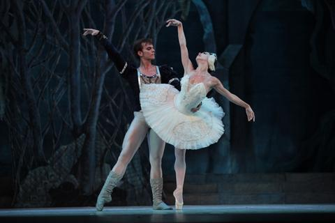 Madrid, Teatro Canal, 18 IX 2015 (Ballet Nacional de Cuba - Il lago dei cigni)