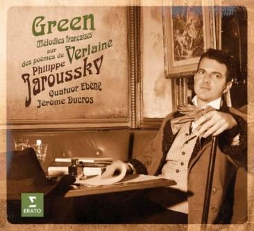 """Philippe Jaroussky: """"Green"""" – Melodie francaise sur de poeme de Verlaine"""""""