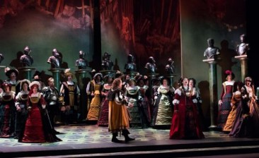 """Liegi, Opéra Royale de Wallonie: """"Ernani"""""""