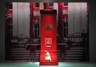 """Sassari, Teatro Comunale: """"Elisabetta, regina d'Inghilterra"""""""