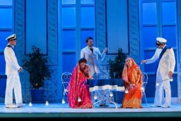 """""""Così fan tutte"""" all'Opera di Firenze (cast alternativo)"""