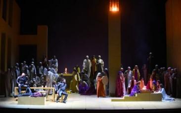 """""""Otello"""" al Teatro Regio di Parma"""