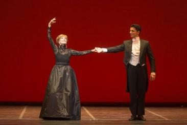 Anna Razzi danza un nuovo ruolo al San Carlo di Napoli