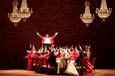 """""""Falstaff"""" al Teatro alla Scala di Milano"""