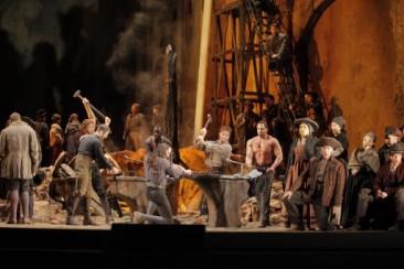 """New York, Metropolitan Opera: """"Il Trovatore"""""""