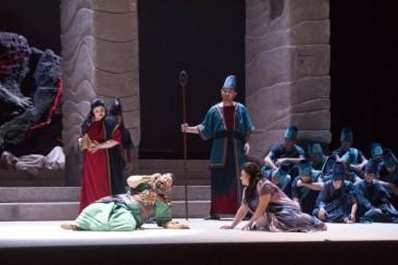 "Modena, Teatro Comunale: ""Nabucco"""