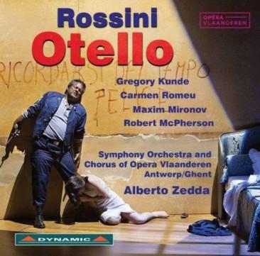 """Gioachino Rossini (1792-1868): """"Otello"""""""