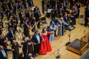 "New York, Carnegie Hall: ""Elektra"""