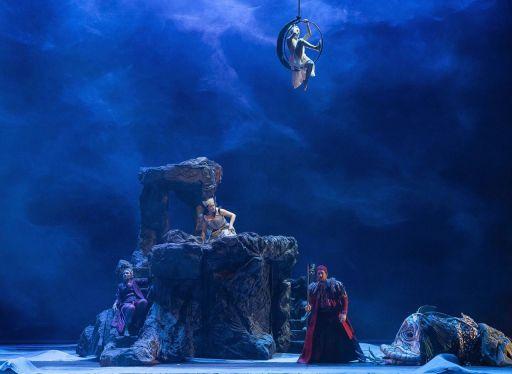 "Torino, Teatro Regio: ""Dido and Aeneas"""