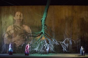 """Cagliari, Teatro Lirico: """"La Jura"""""""