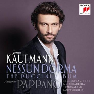 "Jonas Kaufmann: ""Nessun Dorma"" – The Puccini album"