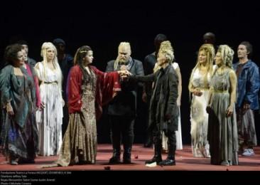"""Venezia, Teatro La Fenice: """"Idomeneo, re di Creta"""""""
