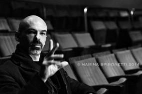 """Conferenza-dimostrazione di Max Campagnani al Liceo """"Alfano I"""" di Salerno"""