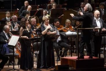 """Roma, Accademia Nazionale di Santa Cecilia: """"Messa da Requiem"""""""