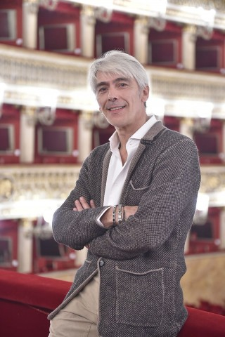 """Stéphane Fournial: grandi ambizioni per la """"nuova"""" Scuola di Ballo del San Carlo di Napoli"""