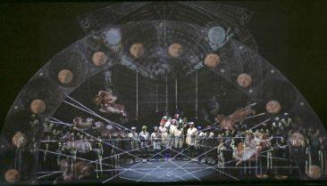 "Torino, Teatro Regio: ""Carmina Burana"""