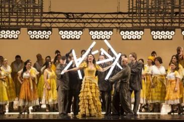 """Napoli, Teatro di San Carlo: """"Carmen"""""""