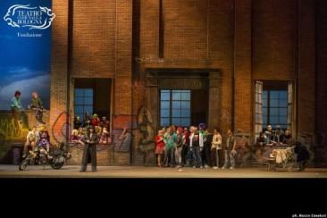 """Bologna, Teatro Comunale: """"L'elisir d'amore"""""""