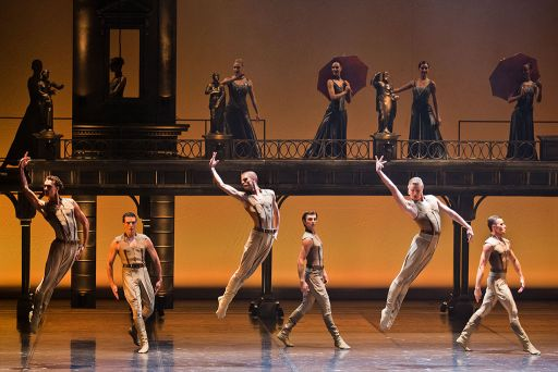 Balletto Anna Karenina di Boris Eifman (Torino, Teatro Regio, 6 XII 2015) 2