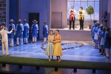 """""""Così fan tutte"""" a l'Opéra de Toulon"""