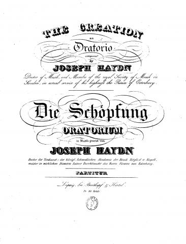 """""""La Creazione"""" di Haydn al Teatro Regio di Torino"""