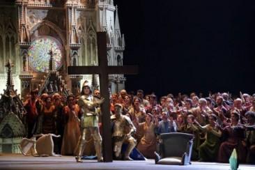 """""""Giovanna d'Arco"""" al Teatro alla Scala"""