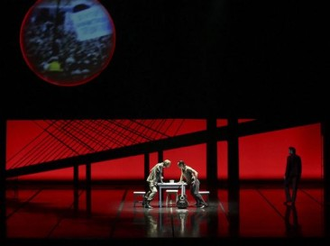 """""""Onegin"""" di Boris Eifman al Teatro Regio di Torino"""