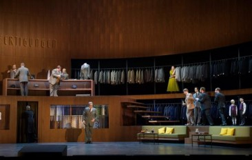 "Deutsche Oper Berlin: ""Salome"""