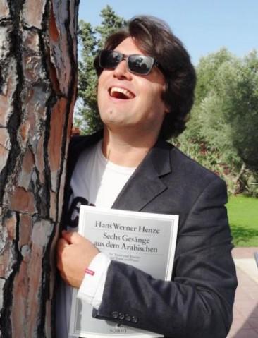 Intervista al tenore Marcello Nardis