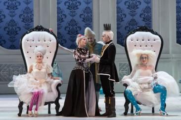 "Roma, Teatro dell'Opera: ""La Cenerentola"""