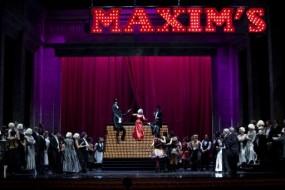 """""""La vedova allegra"""" di Franz Lehár  al Teatro di San Carlo  per 11 recite dal 22 gennaio al 3 febbraio 2016"""
