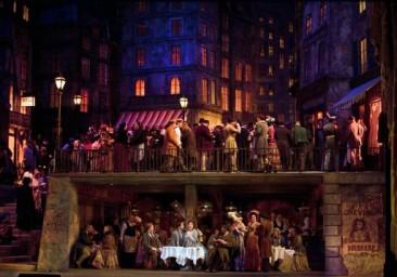 """New York, Metropolitan Opera: """"La Bohème"""""""