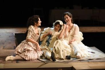"""Reggio Emilia, Teatro Municipale Valli: """"Le nozze di Figaro"""""""