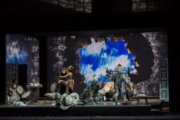 """Teatro dell'Opera di Roma: """"Il barbiere di Siviglia"""""""