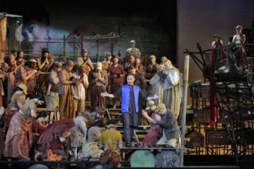 """New York, Metropolitan Opera: """"Les Pêcheurs des Perles"""""""