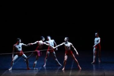"""Strings"" di Ivan Cavallari al Teatro Filarmonico di Verona"