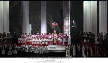 """Torino, Teatro Regio: """"Tosca"""""""