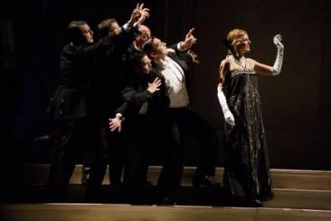 """Lucca, Teatro del Giglio: """"La vedova allegra"""""""
