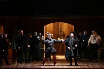 """Verona, Teatro Filarmonico: """"Rigoletto"""""""