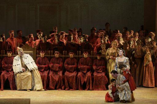 "Milano, Teatro alla Scala: ""I due Foscari"""