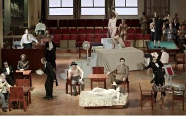 """Staatsoper Stuttgart: """"Les contes d'Hoffmann"""""""