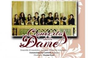 """Verona, Villa Mosconi Bertani: """"Concerto delle dame"""""""