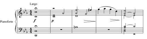 Haydn Creazione Es