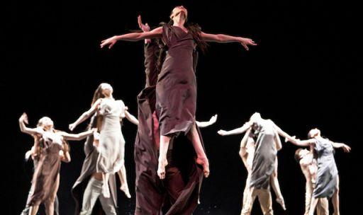 Madrid, Teatro Real, 10 III 2016 (Sasha Waltz, Sacre) 3
