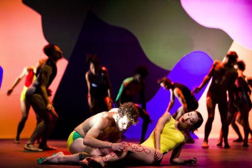 Madrid, Teatro Real, 10 III 2016 (Sasha Waltz, Sacre) 4