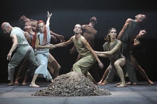 """Sacre"" di Sasha Waltz al Teatro Real di Madrid"
